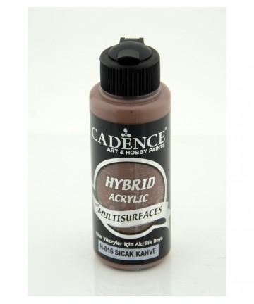 Hibridna boja Cadence - 120ml - bela kafa H-016