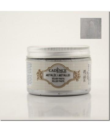 Srebrna reljefna pasta - 150ml