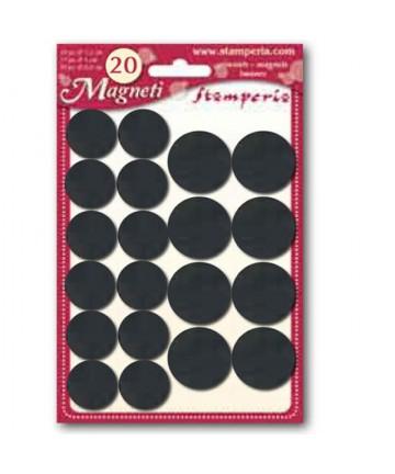 Magnet- 10x 1,8cm +...