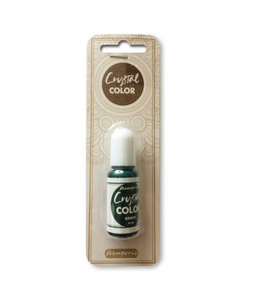 Crystal color- zelena 10ml