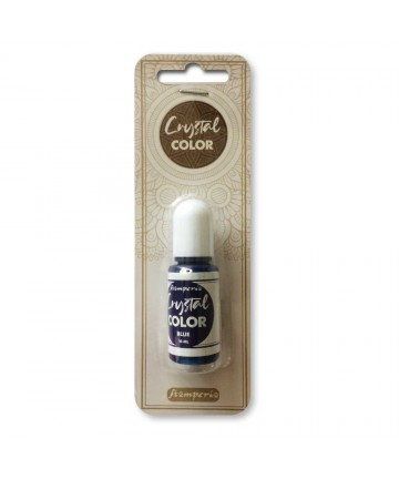 Crystal color- plava 10ml