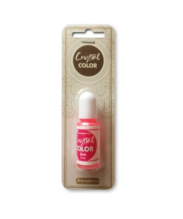 Crystal color- pink 10ml