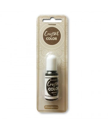 Crystal color- braon 10ml