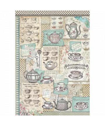Pirinčani papir-DFSA3023...