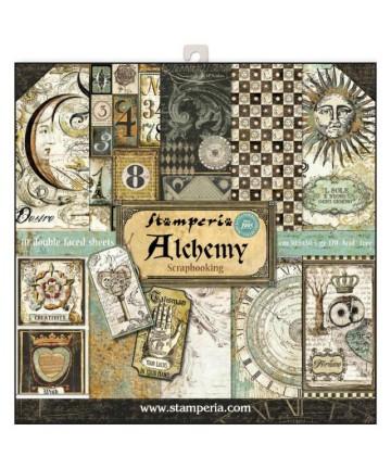 Scrap blok- Alchemy 10...