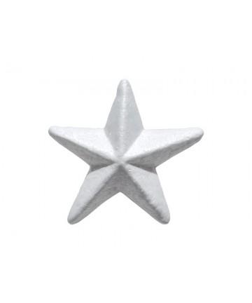 Stiropor zvezda- 80mm 5kom.