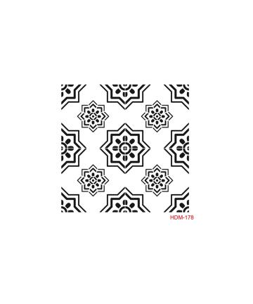 Šablon - hdm 178 25*25