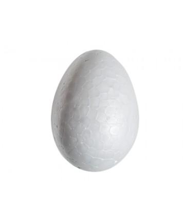 Stiropor jaje 12cm - 1kom.