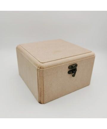 Drvena kutija 18x18x10cm