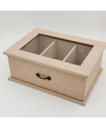 Drvena kutija sa pregradama...