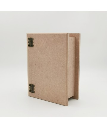 Drvena kutija knjiga 17x13x6cm