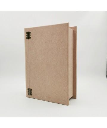 Drvena kutija knjiga...