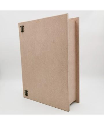 Drvena kutija knjiga -...