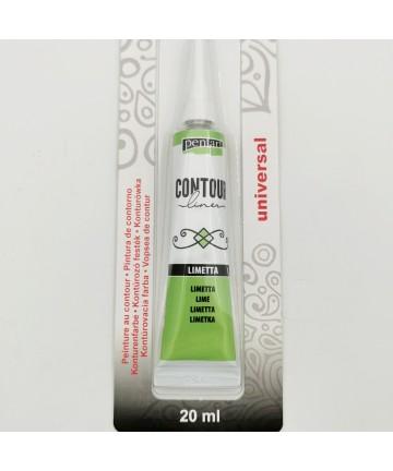 Pentart kontur - Limeta 20ml