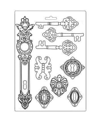 Kalup- Lady Vagabond keys...