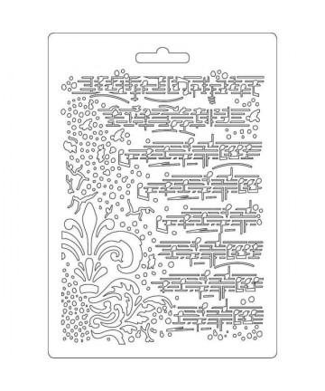 Kalup- Music 14,8x21cm