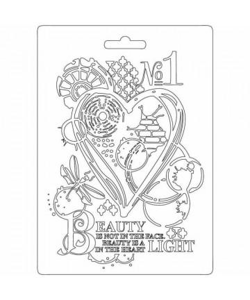 Kalup- Heart 14,8x21cm