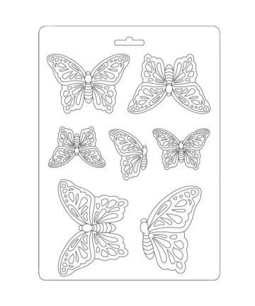 Kalup- Butterflies 14,8x21cm