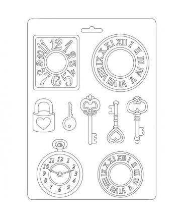 Kalup-Clocks and keys...
