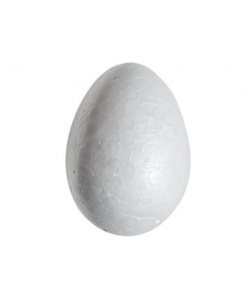 Stiropor jaje 14cm - 1kom.