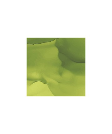 Akvarel boja- jabuka zelena...