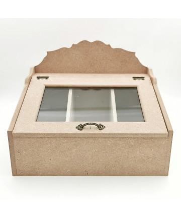 Kutija za čaj -26x20x20cm