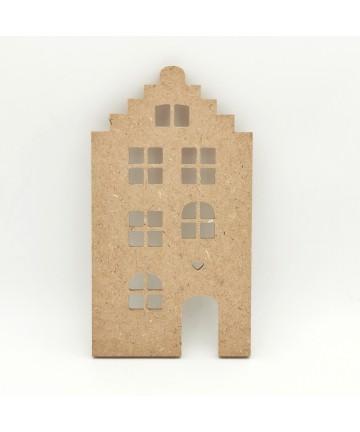 Drvena kućica - 20x11cm