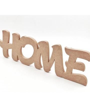 Drvena dekoracija - HOME...