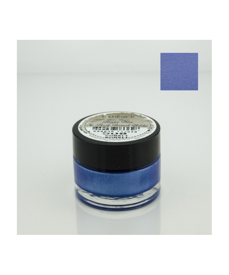 Patine kobalt 908