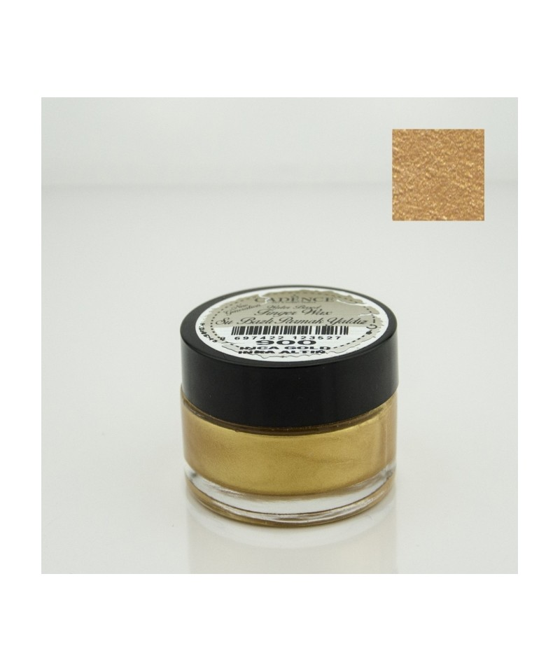 Patine rich zlatna 6136