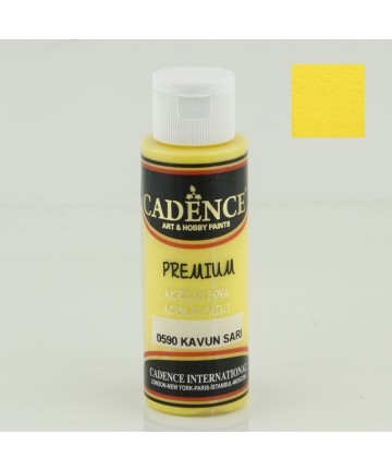 Melon Yellow - Premium Acrylic 70ml 0590