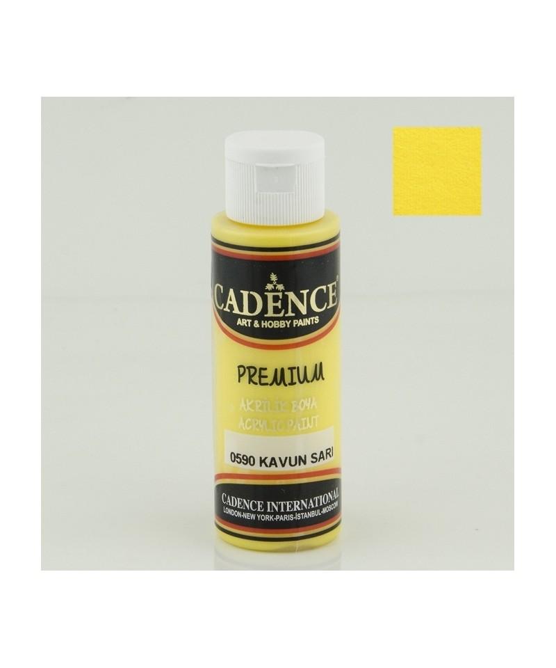 Melon Yellow - Premium Acrylic 70ml 0590