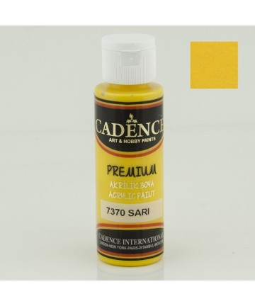 Yellow - Premium Acrylic 70ml 7370