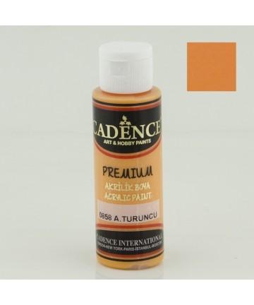 Light Orange - Premium Acrylic 70ml 0858