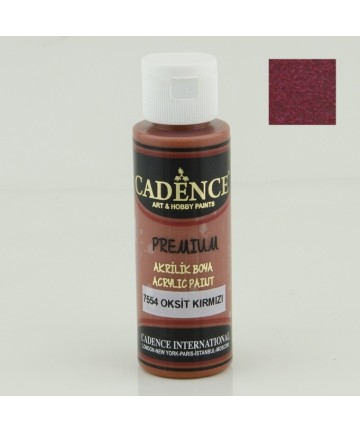 Oxide Red - Premium Acrylic 70ml 7554