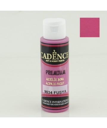 Fuchsia - Premium Acrylic 70ml 9034