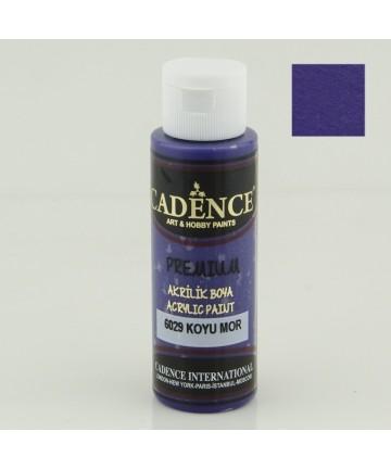 Dark Purple - Premium Acrylic 70ml 6029