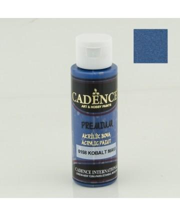 Cobalt Blue - Premium Acrylic 70ml 0158