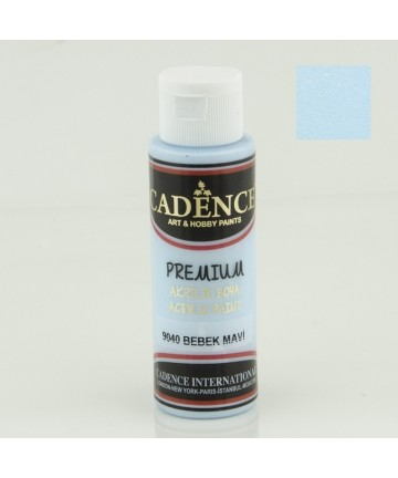 Baby Blue - Premium Acrylic 70ml 9040