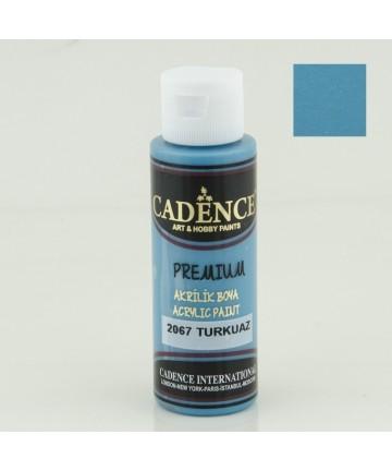 Turquoise - Premium Acrylic 70ml 2067