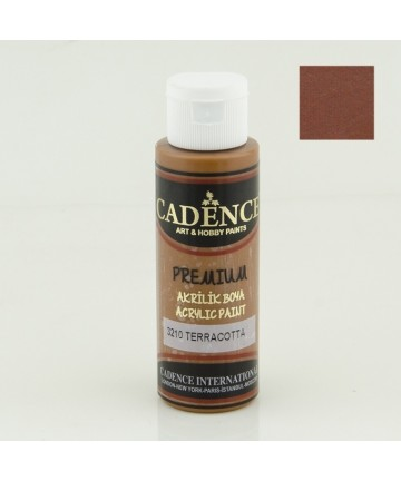 Terracotta - Premium Acrylic 70ml 3210