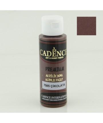 Chocolate - Premium Acrylic 70ml 7585