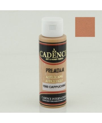 Cappuchino - Premium Acrylic 70ml 1500