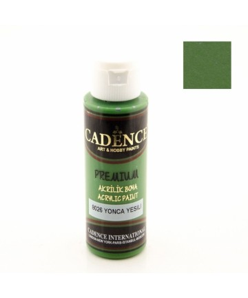 Clover Green - Premium Acrylic 70ml 8026