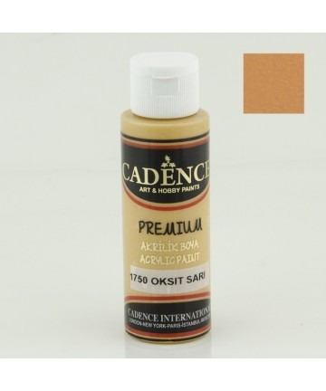 Oxide Yellow - Premium Acrylic 70ml 1750