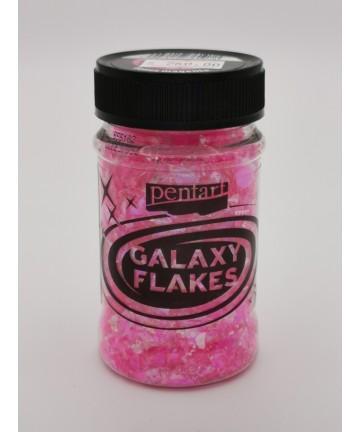 Galaxy Flakes min. 15 g Venus magenta