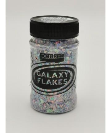 Galaxy Flakes min. 15 g Vesta purple